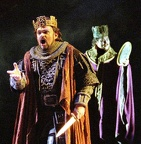 Macbeth & Banquo's Ghost