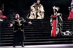 Calaf and Turandot
