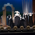 Count Ory with Chorus Men as Nuns
