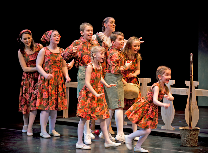 Maria & The Von Trapp Children.jpg
