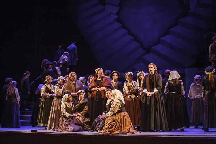 Dialogues of the Carmelites | Malabar Ltd - Opera Production