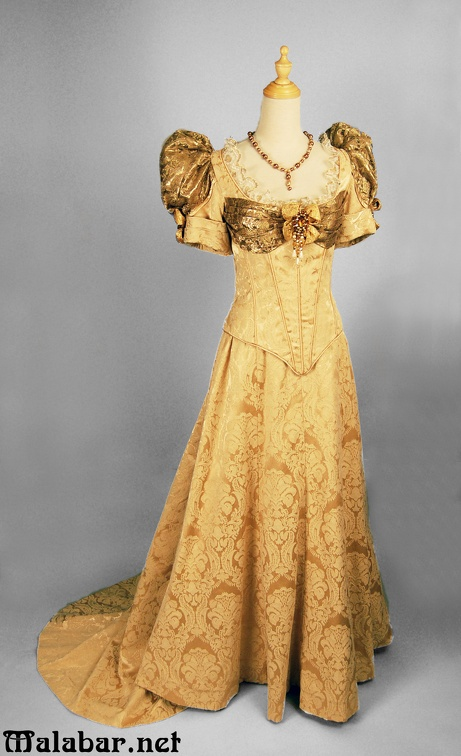 Late Victorian day female gold.jpg