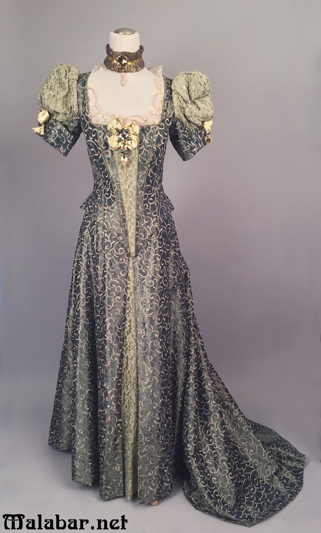 Late Victorian day female pattern green.jpg