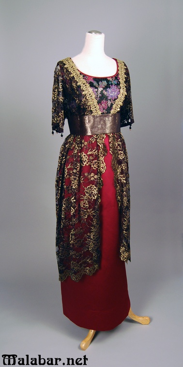 1910s evening female black gold lace.jpg