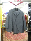4 button suit grey 42