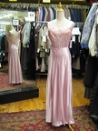 1930's gown pink