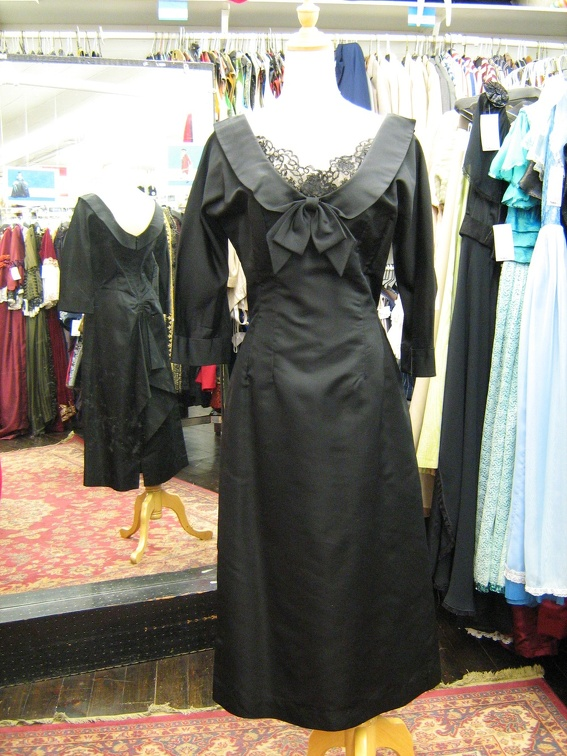 1940's dress black with lace.jpg