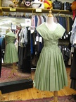 1950's dress pale green