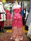 1950's Formal gown 2-tone pink