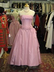 1950's Formal gown pink
