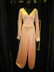70's Jumpsuit Peach