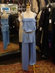 70's Pantsuit light blue