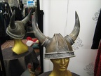 Viking helmet bronze