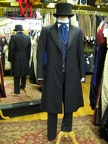 Frock Suit Dark Blue
