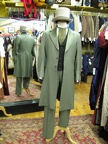 Frock Suit Green