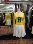 Cheerleader yellow & green