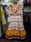 Mexican Caribbean Dress