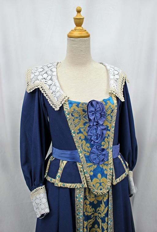 Elizabethan Blue Dress.JPG