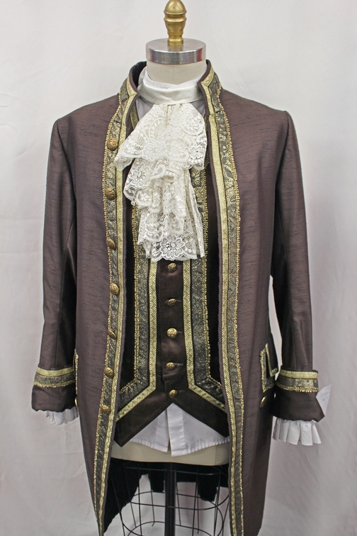Baroque Brown Suit.JPG