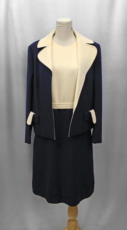 1950's Women's Outfit Navy and White.JPG
