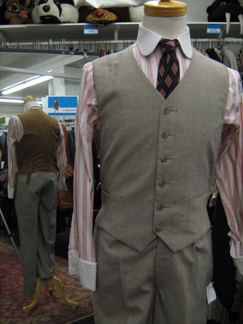 4 button suit beige stripe vest.jpg