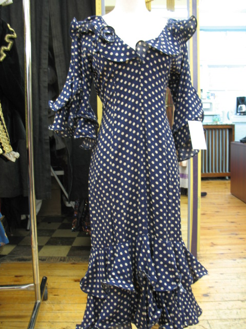 1940's Swing Dress Polka Dot.JPG