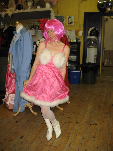 GoGo pink with feather trim.JPG