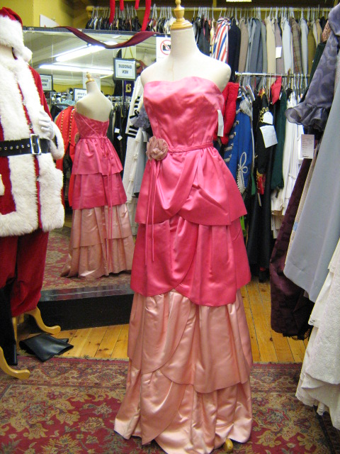 1950's Formal gown 2-tone pink.jpg