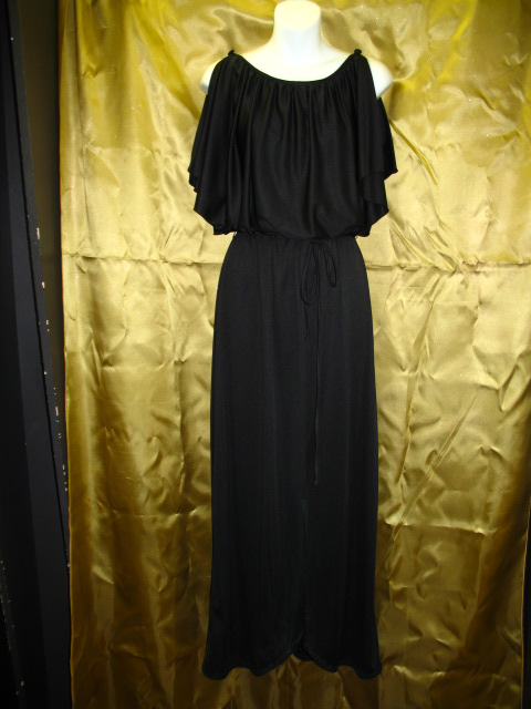 70's dress black grecian.JPG