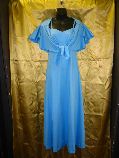 70's dress blue with shawl.JPG