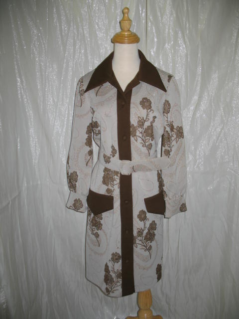 70's dress brown print.JPG