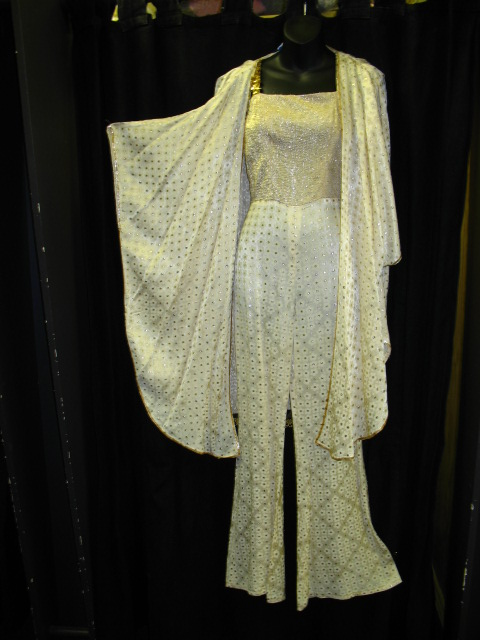 70's Jumpsuit Gold with jacket.JPG