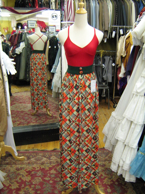 70's skirt orange & green.jpg