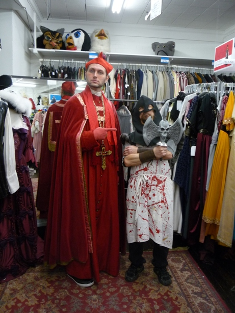 Spanish Inquisition Cardinal & Executioner.JPG