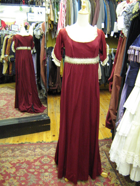 Dress Empire red plain.jpg