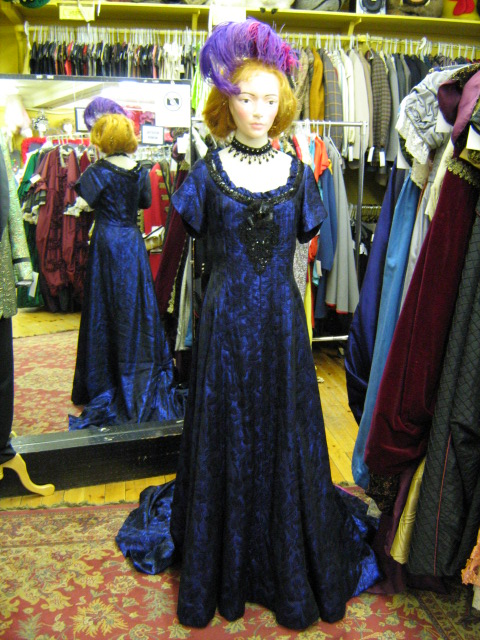 Late Victorian dress purple foil.jpg